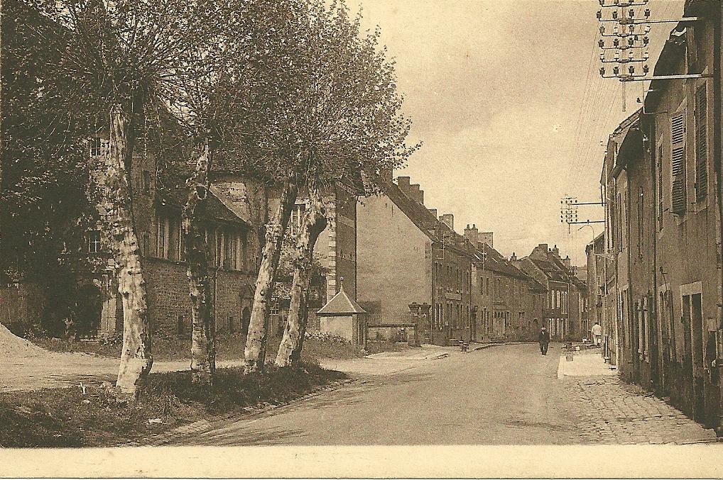 Couches, quartier St Nicolas