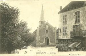 Eglise de Dennevy