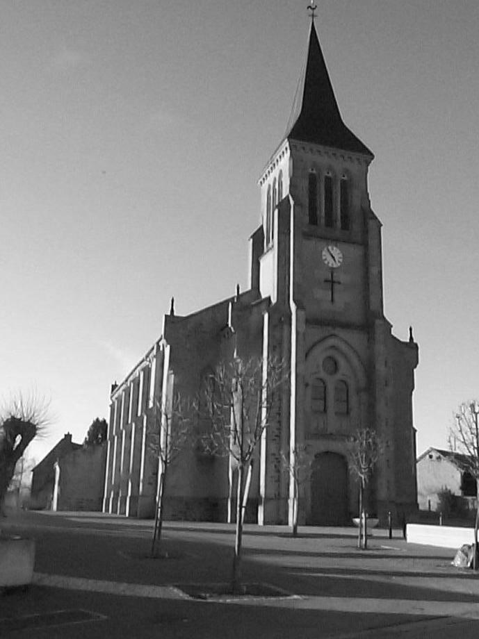Eglise de Marmagne