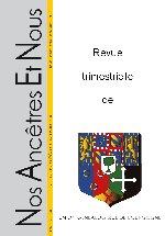Nos Ancêtres Et Nous n°61