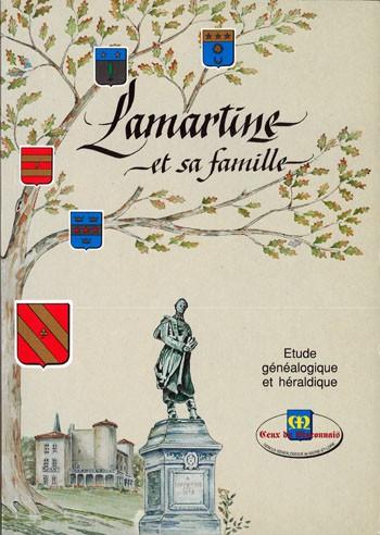 Lamartine et sa famille