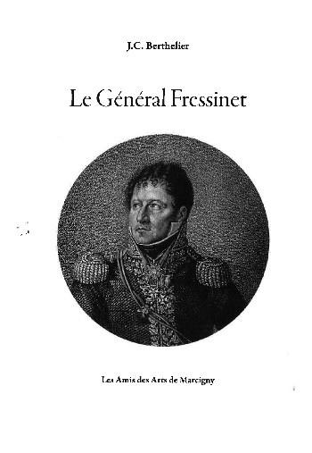 Le Général FRESSINET / Les Amis des Arts de Marcigny
